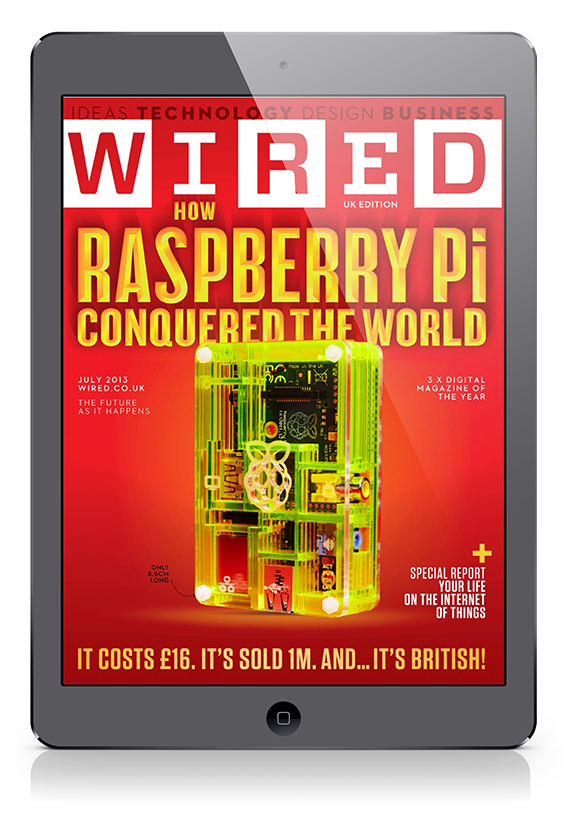WIRED Cover_Raspberry Pi